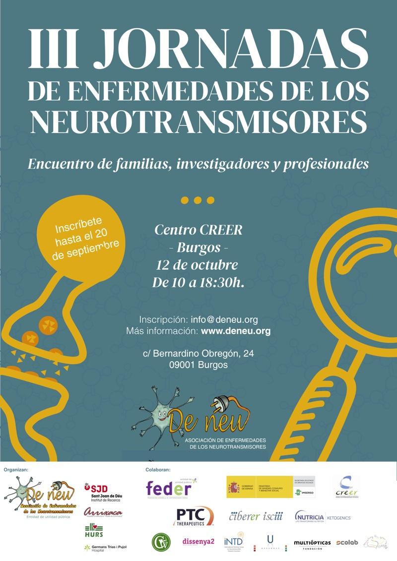 III Jornada de Enfermedades de los Neurotransmisores