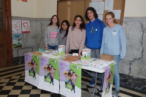 De Neu lleva a los centros educativos la celebración del Día Mundial de las Enfermedades Raras