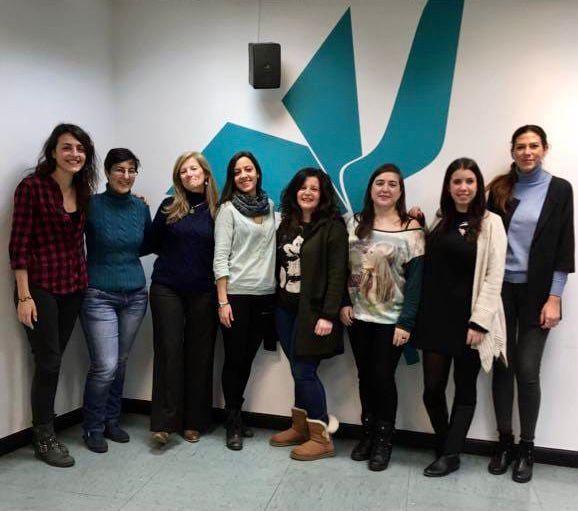 GEN (Grupo de Enfermedades Neurodegenerativas, Raras y Crónicas) del Colegio de la Psicología de Madrid