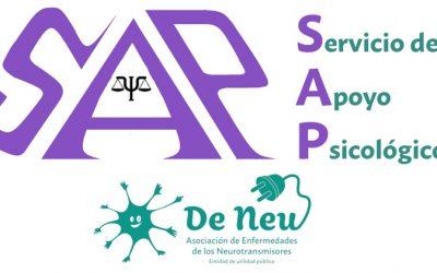 SAP. Servicio de Apoyo Psicológico